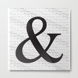 What's Your Type? Metal Print