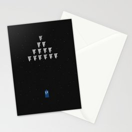 Game Over, Time Lord Stationery Cards