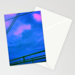 Cotton Candy Bridge Stationery Cards