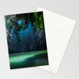 Lagoon Stationery Cards