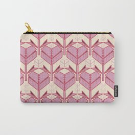 Origami Heart Carry-All Pouch