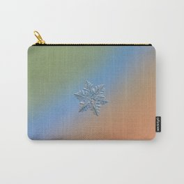 Real snowflake - 13 February 2017 - 5 Carry-All Pouch