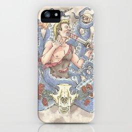 IRA (Wrath) iPhone Case