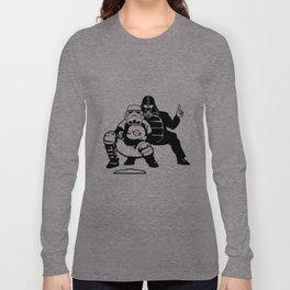 The Umpire Strikes Back Long Sleeve T-shirt