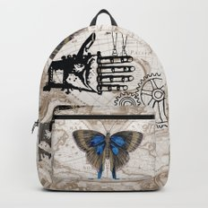 The New Steampunks Backpack