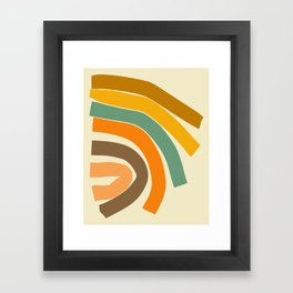 BEND (2) Framed Art Print