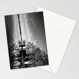 Balaton - reflection Stationery Cards