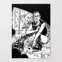 1K Canvas Print