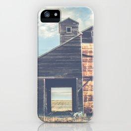 Grain Elevator 7 iPhone Case