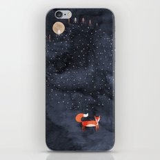 Fox Dream iPhone Skin