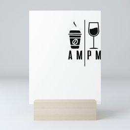 Partners In Wine I Red Wine White Wine Rosé Wine Mini Art Print