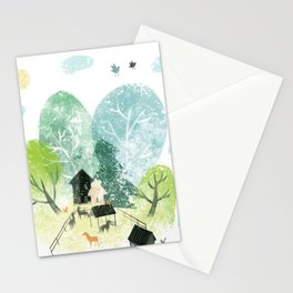 My Home Stationery Cards
