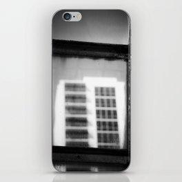 glass houses iPhone Skin