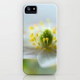 ANEMONE iPhone Case
