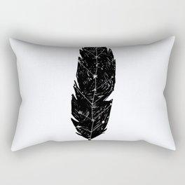 Constellation Feather Rectangular Pillow