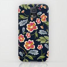 Floral Fun Galaxy S5 Slim Case