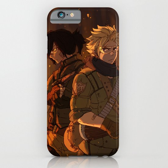 Brothers In Arms iPhone & iPod Case