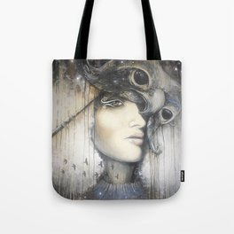 Waiting in the Wings Tote Bag