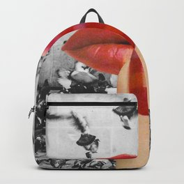 keep quiet Backpack