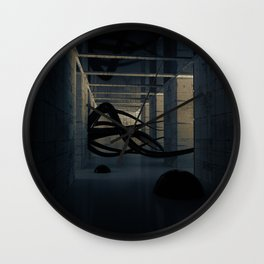 [05/08/16] DOORWAYS Wall Clock