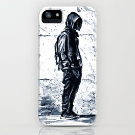 Cool boy iPhone Case