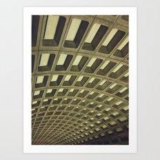 DC #3 Art Print
