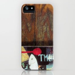 The Art of Reading iPhone Case