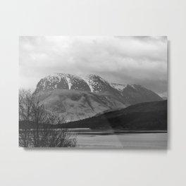 Ben Nevis Scottish Highlands Metal Print