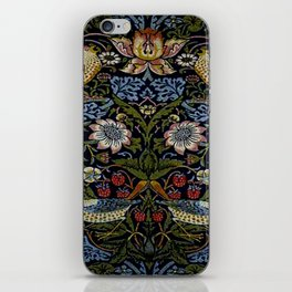 Art work of William Morris 2 iPhone Skin
