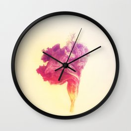 Once Upon a Flamenco Dancer Wall Clock