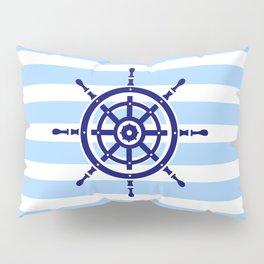 AFE Nautical Helm Wheel Pillow Sham