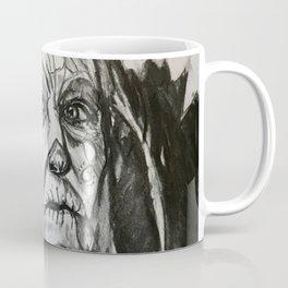 Study of woman Coffee Mug