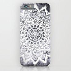 BOHO WHITE NIGHTS MANDALA iPhone 6s Slim Case
