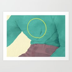 Wrong Art Print