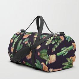 Cactus Waves Duffle Bag
