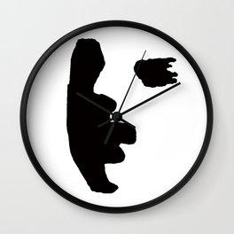 Shadow face Wall Clock