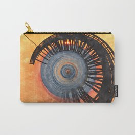 Ocean Is Life Carry-All Pouch