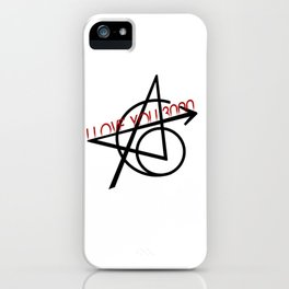 Love you 3000 iPhone Case