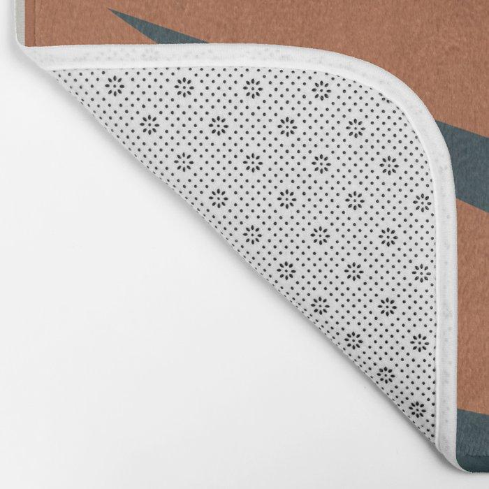 Abstract Art 35 Bath Mat