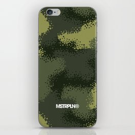 MPat Camouflage Pattern iPhone Skin
