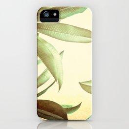 Malibu Gold iPhone Case
