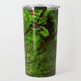 Green Moss Travel Mug