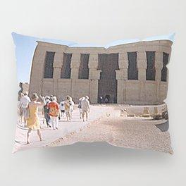 Temple of Dendera, no. 5 Pillow Sham