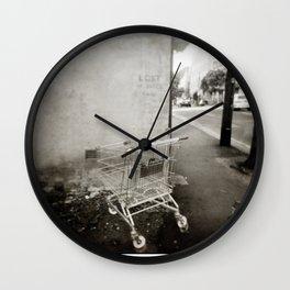 { lost } Wall Clock