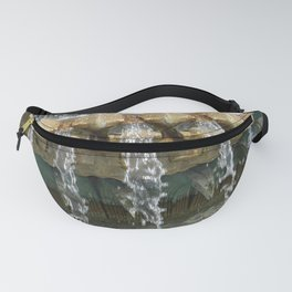 Charleston Abstract Fanny Pack