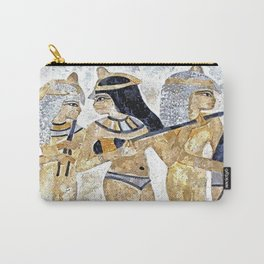 Egyptian Musicians Carry-All Pouch
