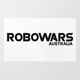 Robowars AU Logo Rug