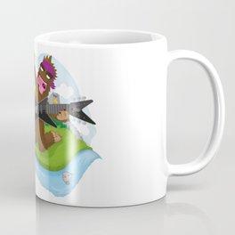 Bigfoot Rocks! Coffee Mug