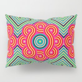 Cosmic Vibrations Within Pillow Sham