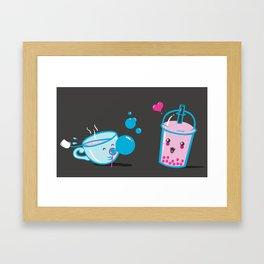 Serendipi-Teas Framed Art Print